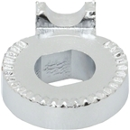 Nexus/Alfine Track-type Dropout Right Non-turn Washer, 6R Silver