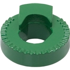 Nexus/Alfine Vertical Dropout Left Non-turn Washer, 8L Green