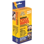 White Lightning Bamboo Cycle Wipes 6pack