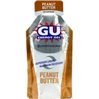 GU Energy Gel: Peanut Butter; 24-Pack