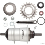SRAM i-Motion 3spd Disc-Ready 36H Hub