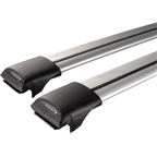 Whispbar S45 Rail Roof Rack Complete Kit: 980-1080mm