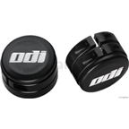 ODI Lock Jaw Clamps w/ Snap Caps Black set/4