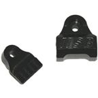 North Shore Billet Fox 40 (all years) and 2002-2007 32 & 36 Cable Guide Black