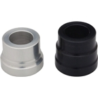 Hope Pro 2 Evo, Pro 4 12mm Thru-Axle Rear End Caps: Converts to 12mm Thru- Axle x 142mm, 157mm, 177mm and 197mm