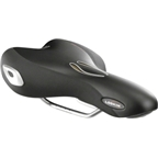 Selle Royal Lookin Athletic Unisex Saddle Black