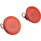Nite Ize See'Em LED Spoke Light: Red; 2-Pack