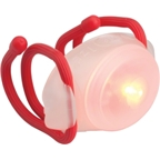 Nite Ize TwistLit LED  Bike Light Red