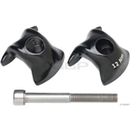 Ritchey Alloy 1-bolt Seatpost Clamp Kit 8x8.5mm Rails Black