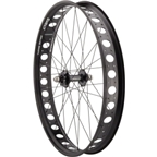 "Surly Fat Bike Front Wheel 26"" Surly 135mm Disc / Rolling Darryl Zero Offset"