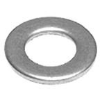 5mm Stainless Flat Washer Bag/20