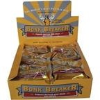 Bonk Breaker Energy Bar: Peanut Butter and Jelly - High Protein; Box of 12