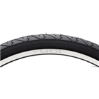 "Vee Rubber 26 x 1.5"" Steel Bead Smooth Tread Tire"
