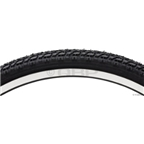 "Vee Rubber 26 x 1.75"" Steel Bead Semi Knobby Tire"