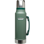 Stanley Classic Thermos: Green; 35oz