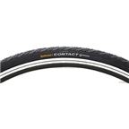 Continental Contact II Tire 700 x 37 Black Steel