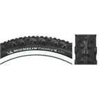 """Michelin Country A/T 26 x 2"""" Black Tire"""