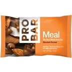 ProBar Meal Bar: Chocolate Coconut; Box of 12