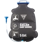 Seattle Sports Company PVC Free Solar Shower: 5-gallon; Black