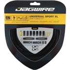 Jagwire Universal Sport Shift XL Kit Black