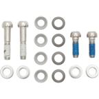 Avid Disc Caliper Mounting Hardware Stainless - Includes Caliper Mounting Bolts & washers (CPS & Standard)