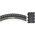 "Club Roost Cross Terra Tire 27 x 1-3/8"" Black Steel"