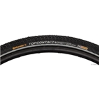 Continental Top Contact Winter Tire 700 x 37 Black  Steel