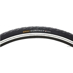 "Continental Contact Tire 26 x 1.75""  Black Steel"