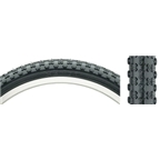 "Kenda K50 BMX Tire 20 x 1.75"" Black Steel"