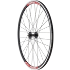 Quality Wheels Track Series 3 Front Wheel 700c 32h Surly Ultra NewTrack / DT R520 / DT Competition All Black