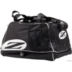 Zipp Gear Bag: Black with White Piping