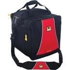 Mountainsmith Boot Cube Transition Bag: Black/Red
