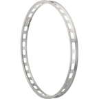 Surly Rabbit Hole Rim 29+ x 50mm 32h Polished Silver