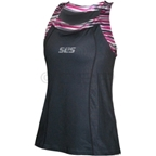 SLS3 Women's FRT Jersey: Carbon Gray