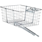 Wald 157 Front Giant Delivery Basket: Silver