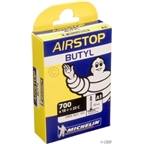 Michelin Airstop 700 x 18-23, 52mm Presta Valve Tube