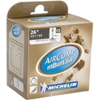 "Michelin Aircomp Mtn 26 x 2.2-2.8"" 40mm Presta Valve Tube"