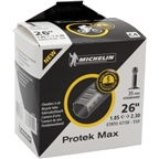"Michelin Protek Max 26 x 1.85-2.3"" 34mm Schrader Valve Tube"