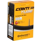 "Continental 20 x 1-1/8-1-1/4"" 42mm Presta Valve Tube"