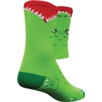 SockGuy Alligator Sock: Green