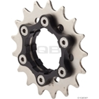 Problem Solvers Singlespeed Cog & Carrier 19-tooth fits Shimano-splined Freehub Bodies