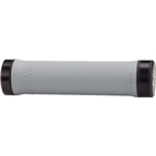 Renthal Soft Lock On Grips Light Gray