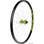 "DT Swiss Tricon FX1950 26"" Front Wheel 20mm Black 6-bolt Disc"