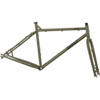 Surly Pugsley Frameset Canvas Green