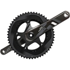 SRAM Force 22 Exogram GXP 165mm 53-39 Crankset; Bottom Bracket Not Included