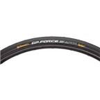 Continental Grand Prix Attack/Force Combo Pack 700x22(Ft)/24 (Rr) Black Chili Rubber w/Folding Beads