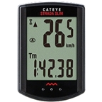 CatEye Strada Slim Wireless Cycling Computer CC-RD310W: Black