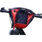 Skinz Handlebar/ Stem Pack: Red; LG