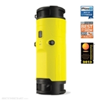 Scosche boomBottle Rugged Wireless Mobile Speaker Yellow