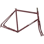 "Surly Disc Trucker 26"" Touring Frame Set - Maroon"
